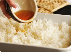 riz pour makis