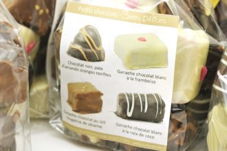 chocolats sans gluten noel