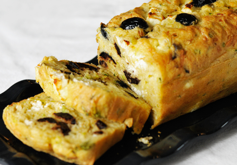 Cake Aux Olives  Oeufs