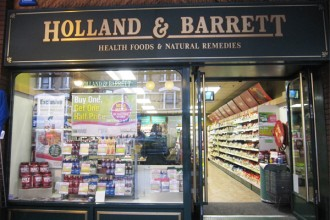 Holland et Barrett