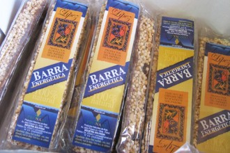 Barres de quinoa – superette Uyuni, Bolivie
