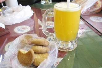 Biscuits à la farine de maïs – Puno, Bolivie