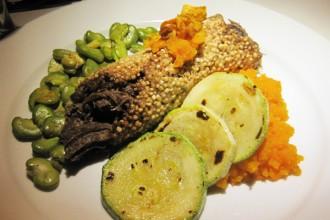 Cannelonni de quinoa