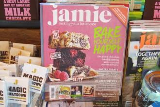 """Magazine Jamie Oliver """"Gluten Free"""""""