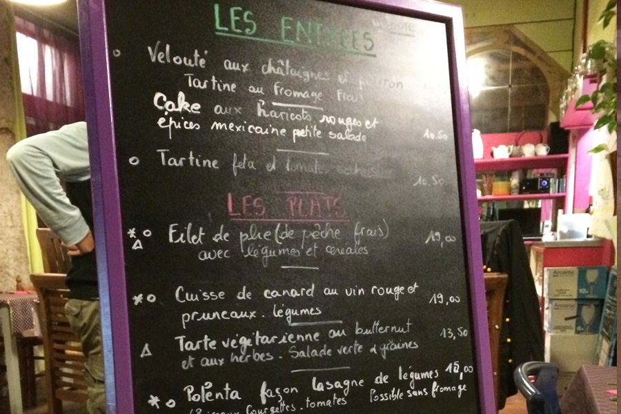 Lyon – manger sans gluten –