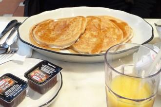 pancakes sans gluten Bloom's