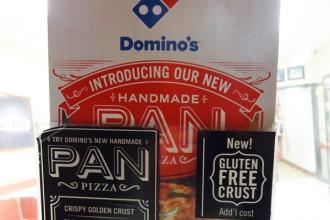 domino gluten free