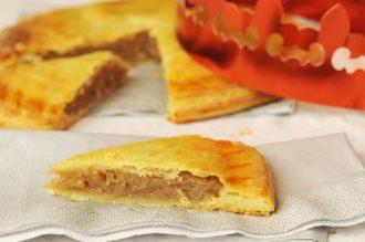 galette des rois creme de marron sans gluten