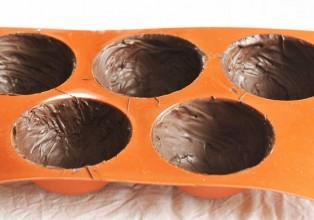 coques chocolat
