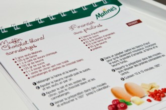 Les recettes du gouter