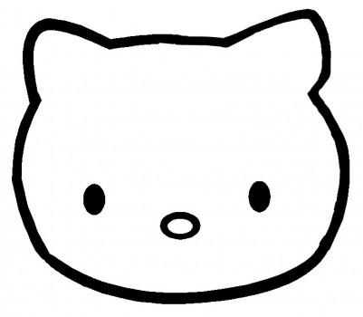 Patron Hello Kitty