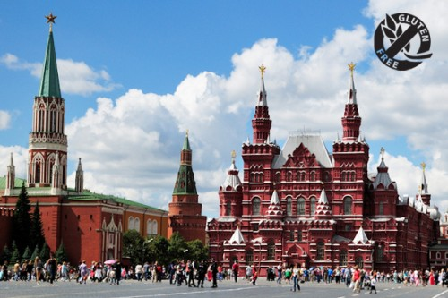 Manger sans gluten en Russie