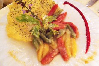 Gnocchis de légumes sans gluten