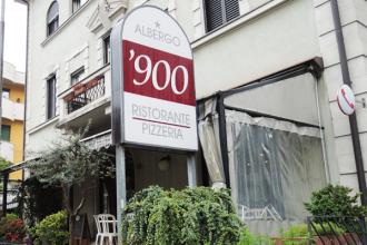 Restaurant pizzeria Le 900