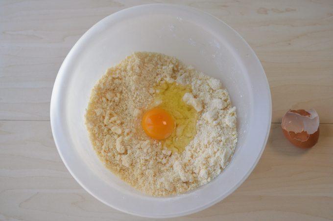 pâte sablée sans gluten recette