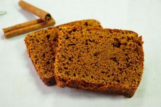tranches de pain d'épices sans gluten