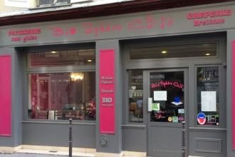 Bio Sphere café