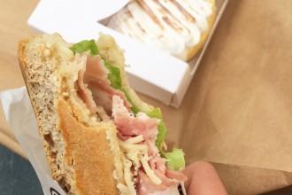 sandwich Bio Sphere café