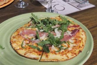 Pizza sans gluten - Cyren, restaurant à Darling Harbour à Sydney