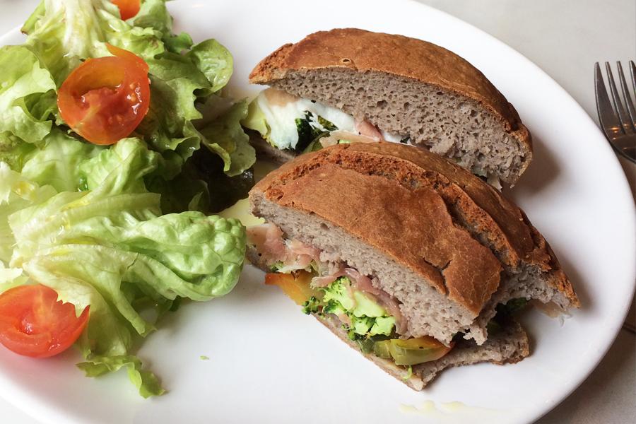 Sehr Paris – Manger sans gluten – Sunny Délices QB84