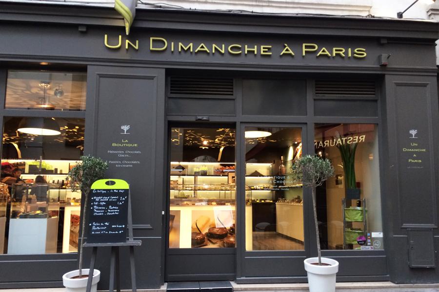 boulangerie paris 8ème