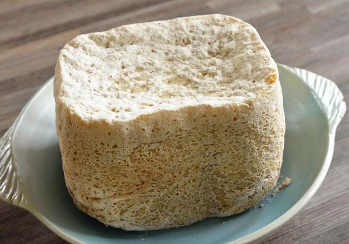 pain sans gluten – recette maison (avec ou sans machine à pain
