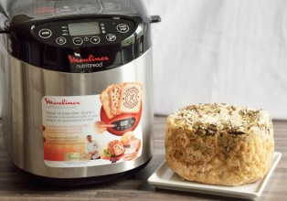 Machine Nutribread de Moulinex