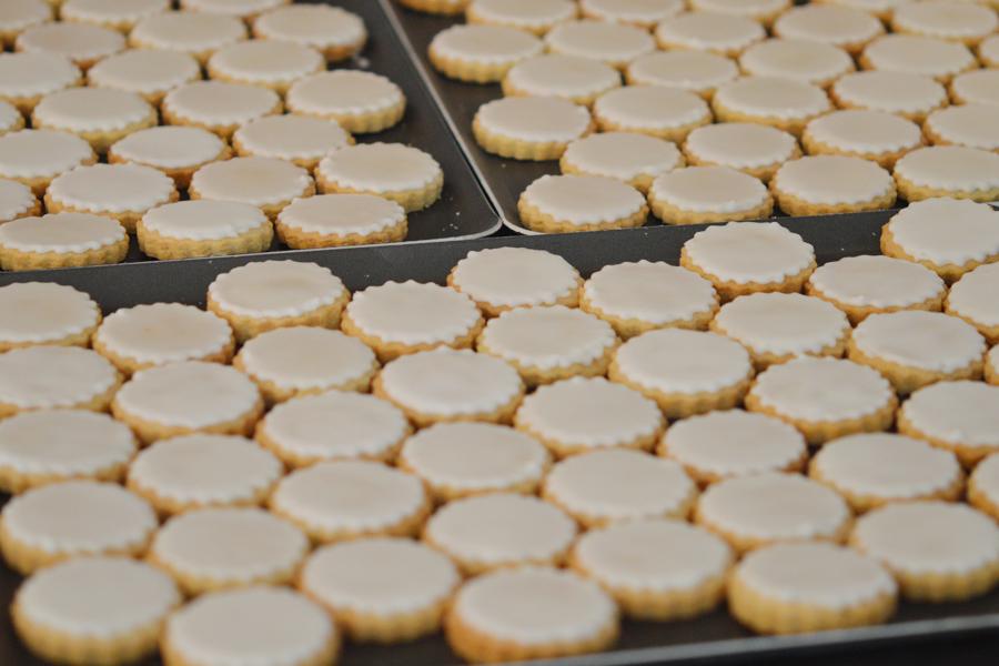 Sables Sans Gluten Decores Au Glacage Royal