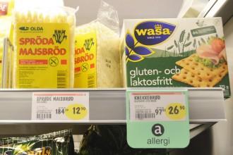 Wasa sans gluten