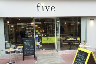 Five sans gluten - Place Guichard à Lyon