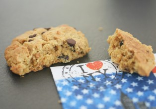 cookie au beurre de cacahouète