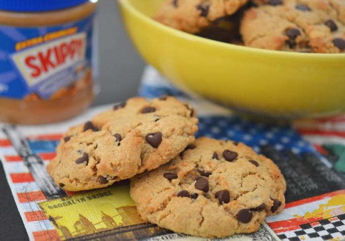 cookies beurre cacahouettes sans gluten