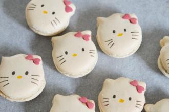 macarons-hello-kitty