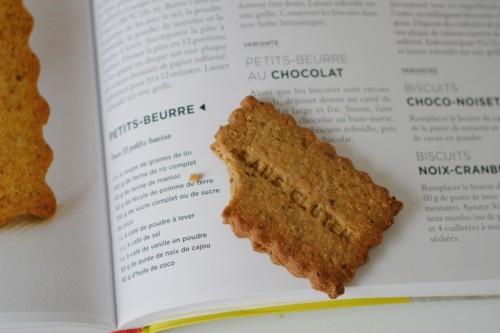 sablés sans gluten vegan Cléa