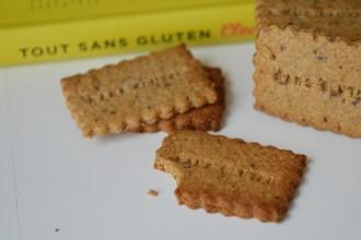 Biscuits vegan Clea sans gluten