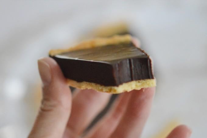 tarte au chocolat sans gluten