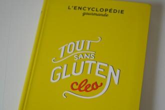"""""""Tout sans gluten"""" de Cléa"""