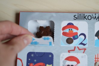 chocolat calendrier silikomart