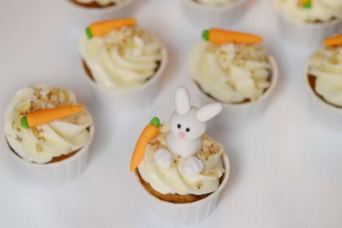 cupcakes carrot glutenfree