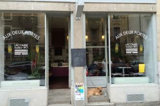Aux Deux Portes à Geneve