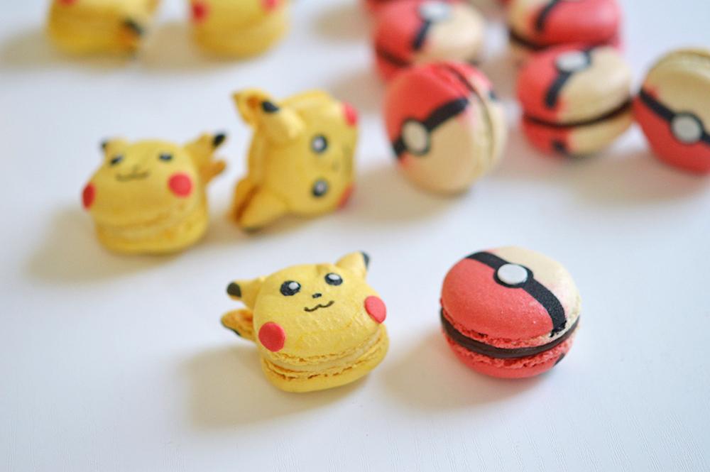 ♦ Charity Day & Treasure Hunt - Page 2 Macarons-pokemon