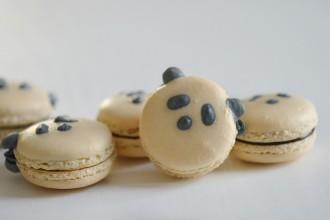 macarons pandas
