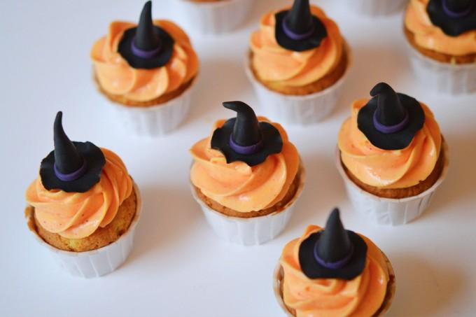 cupcakes-chapeaux-sorcieres