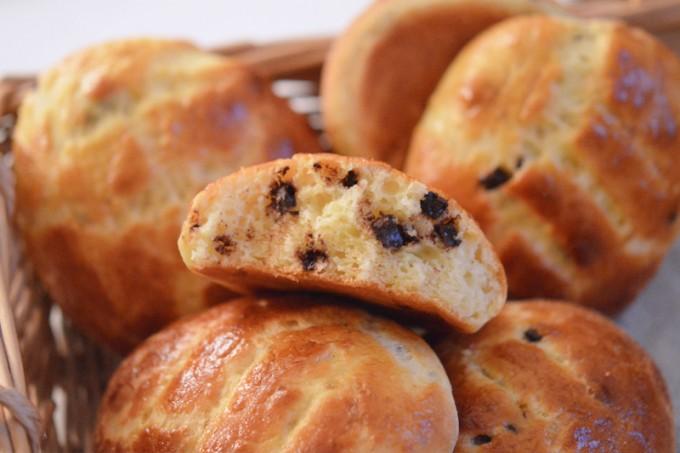 pains au lait sans gluten