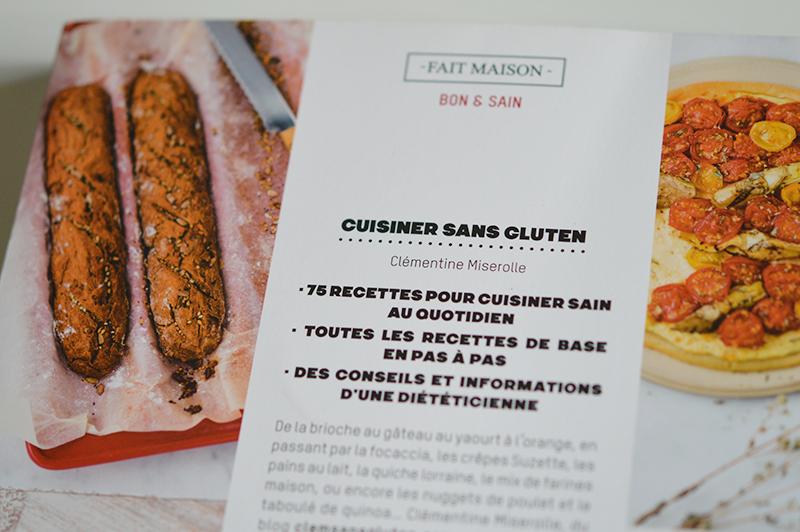 livre « cuisiner sans gluten » de clem {concours} – recette de