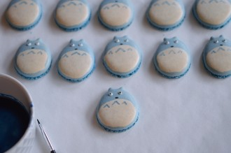 diy-macarons-totoro-bleu-4