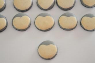 coques macarons tchoupi