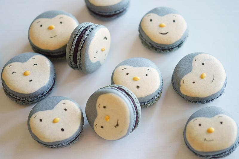 Macarons tchoupi - Tchoupi tchoupi ...
