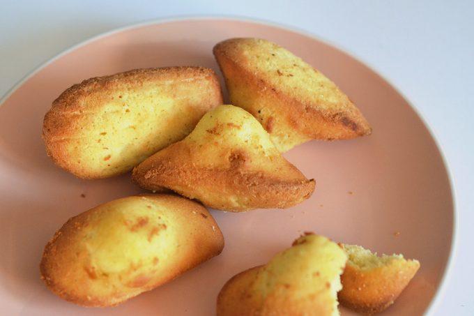 madeleine sans gluten