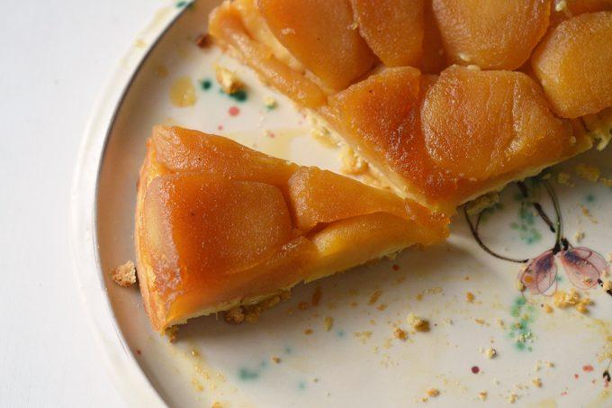 tarte tatin sans gluten